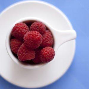 Raspberries contain loads of antioxidants