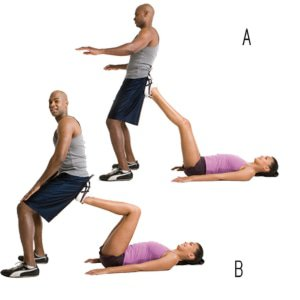 Leg-press-squat