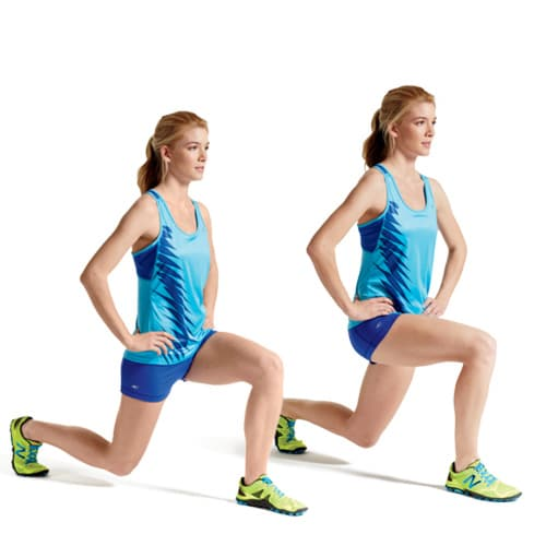 Switch-lunge