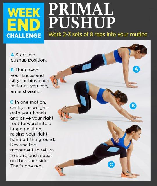 Primal-push-up