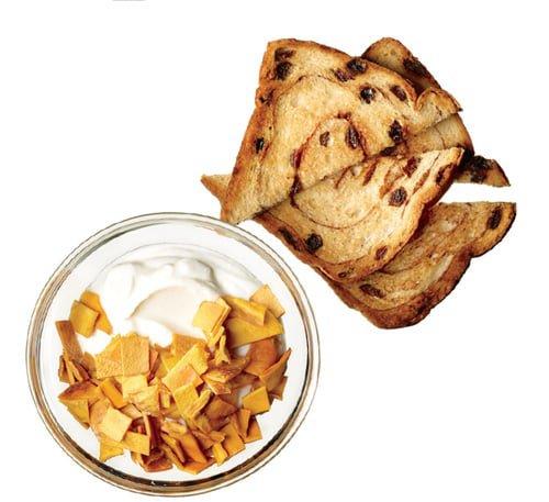 raisin-toast