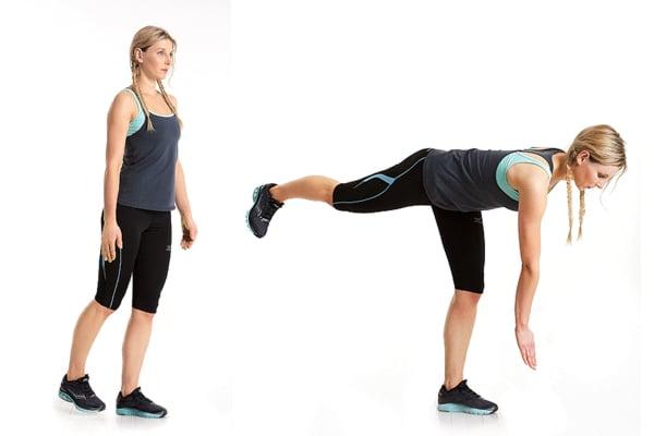 One-Leg-Balance