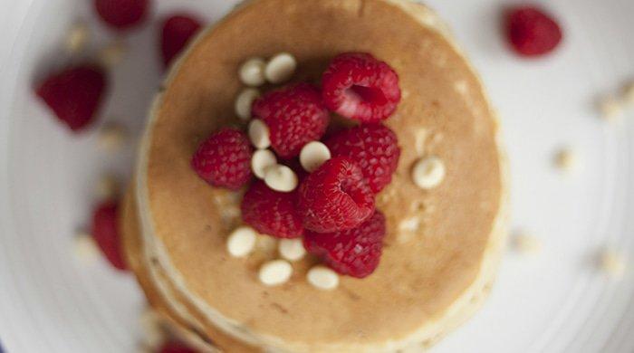 dairy-free pancake recipe