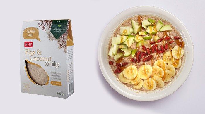 healthy cereals like porridge