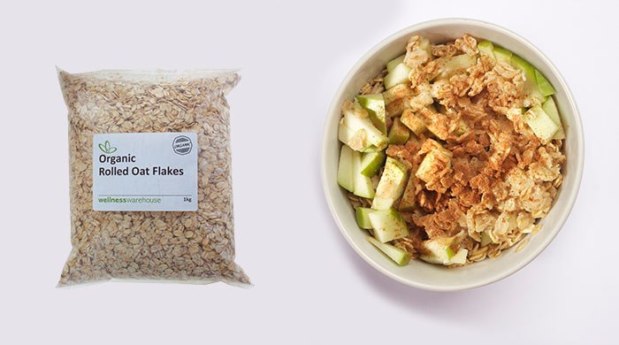 healthy cereals like oats