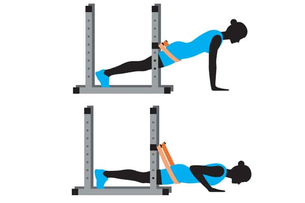 band-assisted-pushup