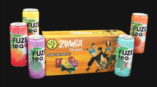 Zumba-fuze-tea