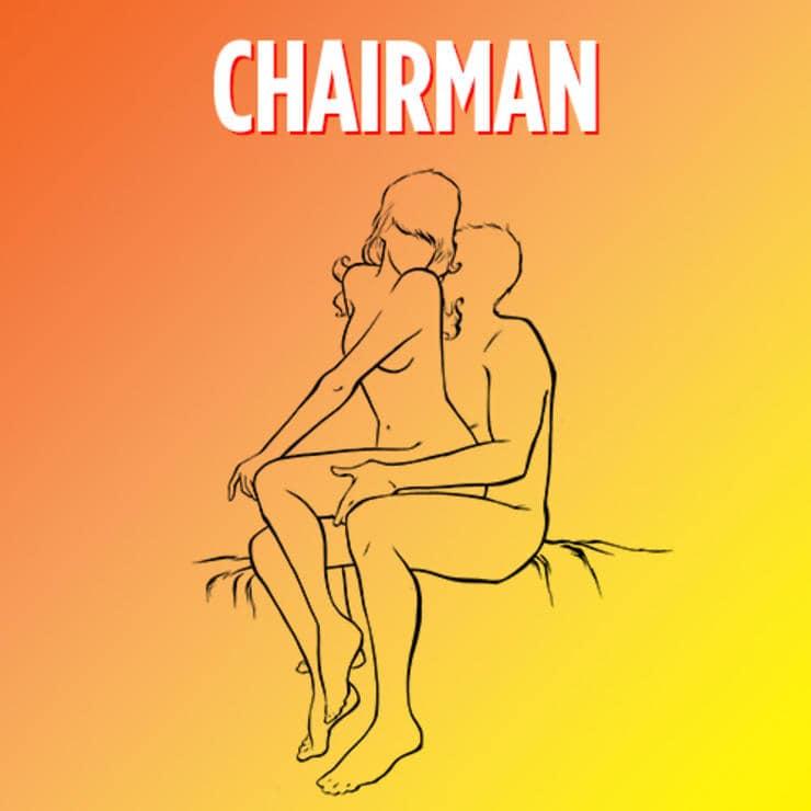 chairman lazy girl