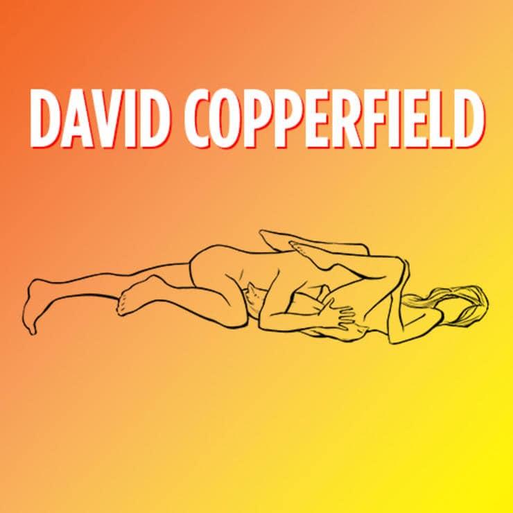 david copperfield lazy girl