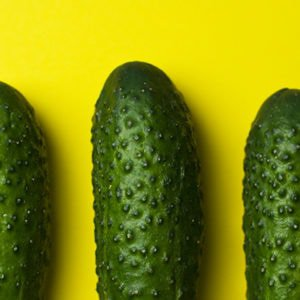 three cucumber to help you break out of a sex rut