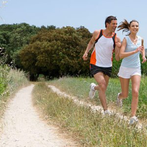 Want To Lose Weight? Run This Much Each Week