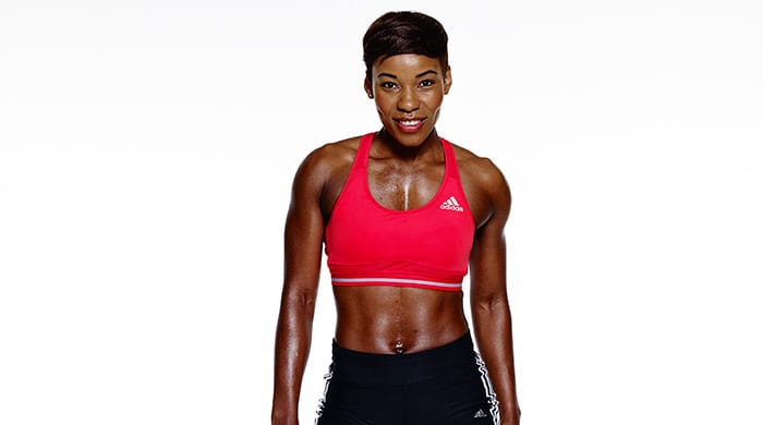 Mapule the burpee queen. Check out the video and soon you'll be doing burpees like the pro