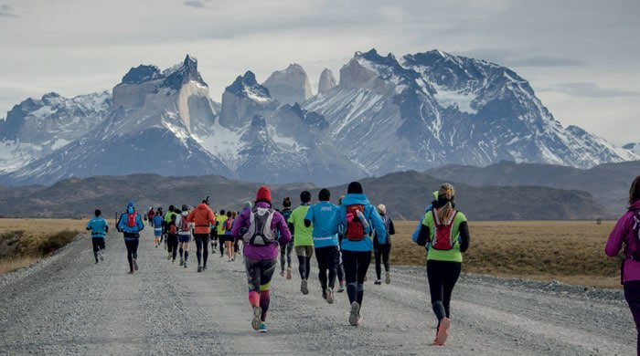Patagonia is one of the most beautiful destination races