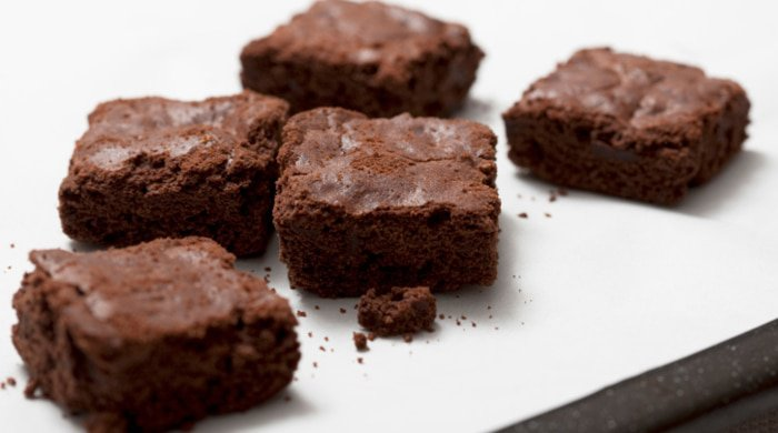 These decadent chocolate brownies are just one of the healthy chocolate recipes you should try if you're looking for a guilt-free sweet treat