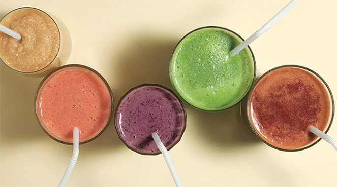 Smoothies made with these quick time-saving smoothie hacks