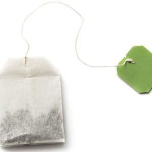 A tea bag for brewing the perfect cup