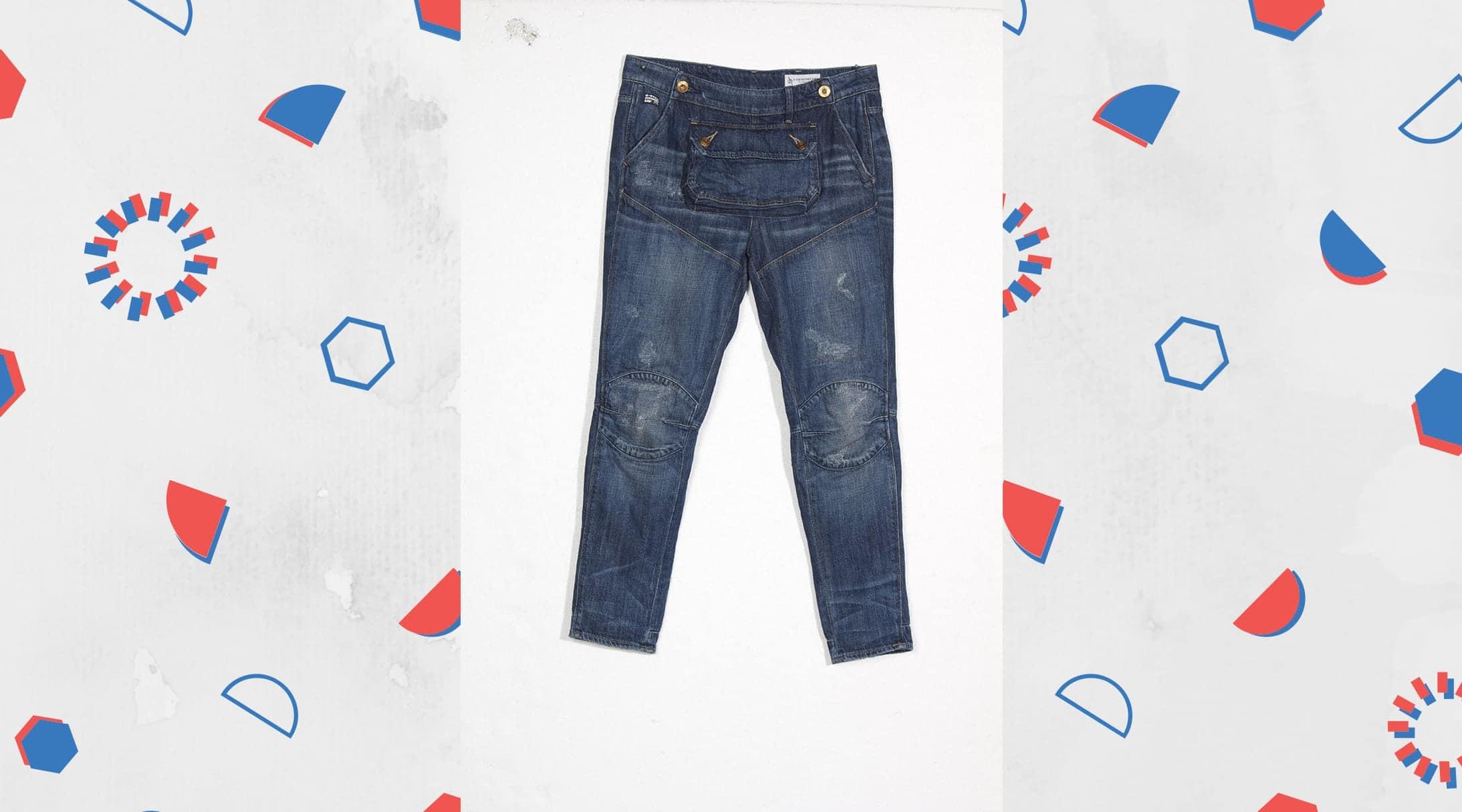 GStar boyfriend jeans