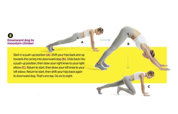 shake-up workout move number 3