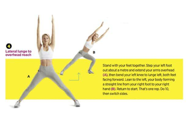 shake-up workout move number 4
