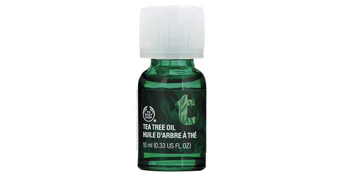 Body Shop face oil