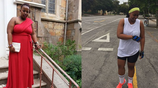 how this woman lost 24 kilos – without cardio