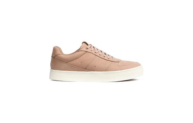 Leather sneakers R749, H&M