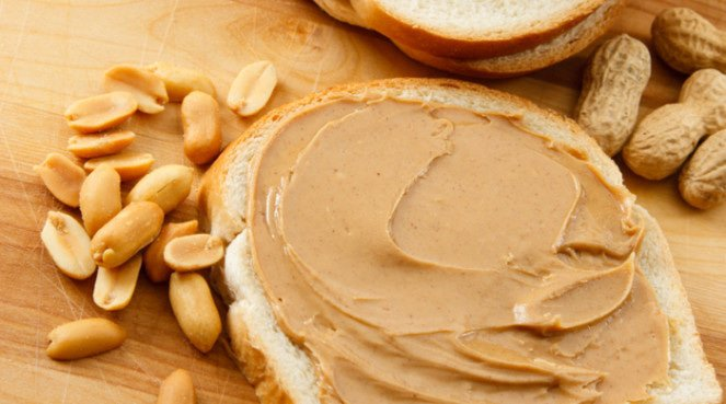 peanut butter is a food that burns more fat
