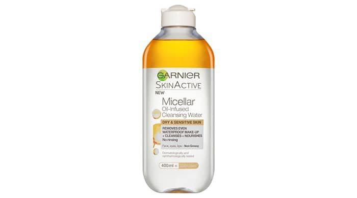 Garnier cleanser