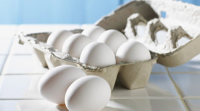 eggs are part of a high-protein diet