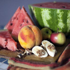 Foods like watermelon are part of the FODMAPs family