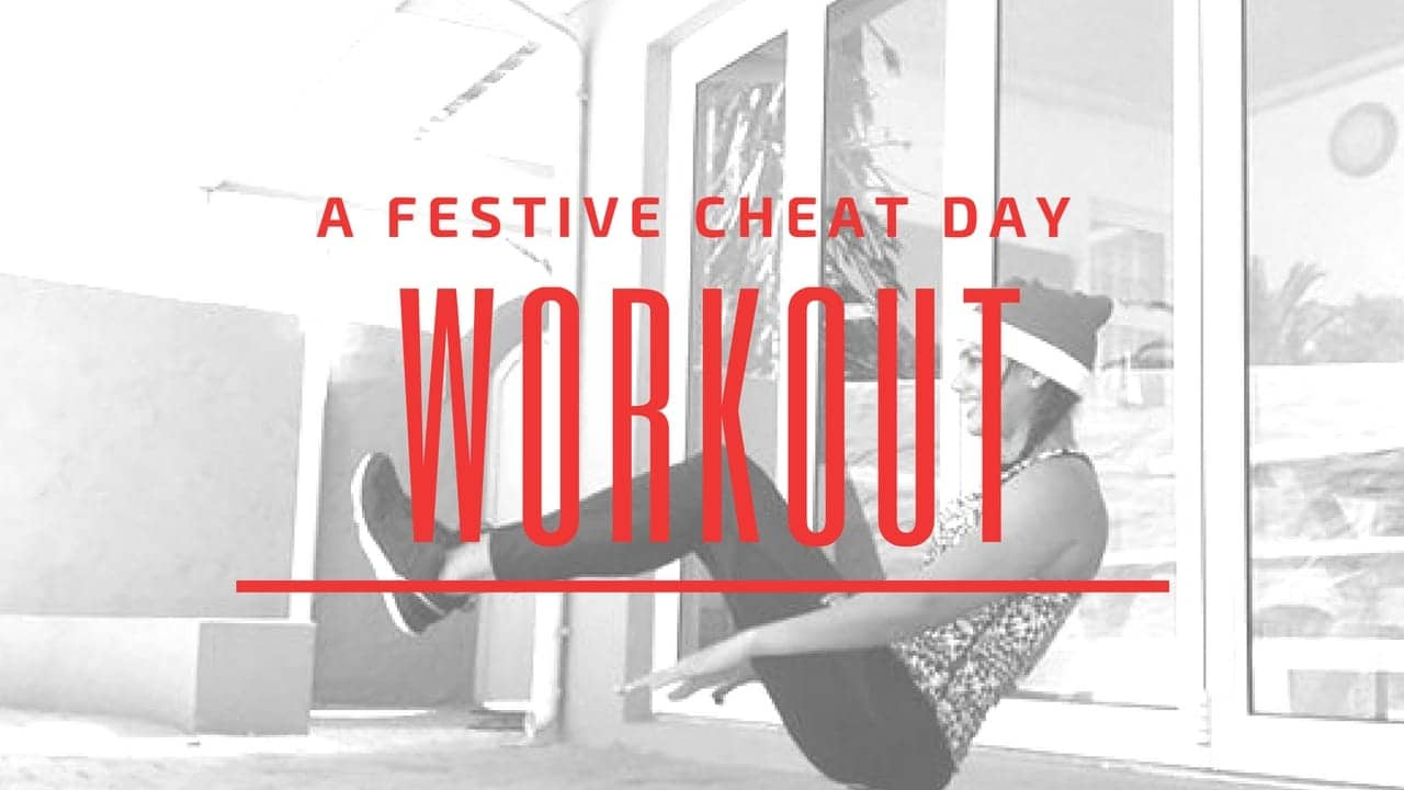 Cheat Day Workout: Burn Your Cake Before You Eat It