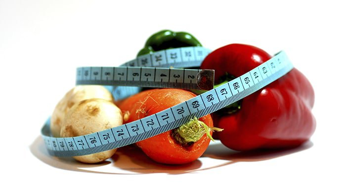ABCs of slimming with healthy food and exercise