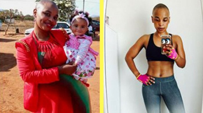 Busisiwe's weight loss story