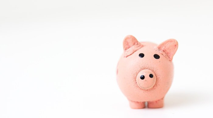 Save cash by applying these saving hacks like storing coins in a piggy bank