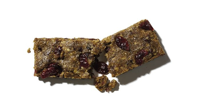 flax protein bars