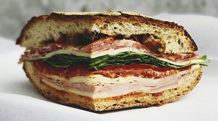 high-protein diet sandwich