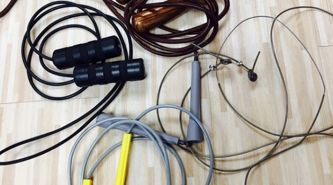 How To Choose The Right Skipping Rope