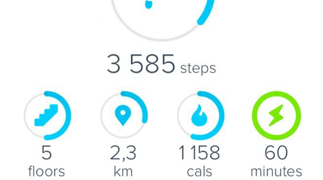 I Got A Fitness Tracker. Here's What Happened.