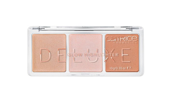catrice highlighter is one of the best summer beauty buys