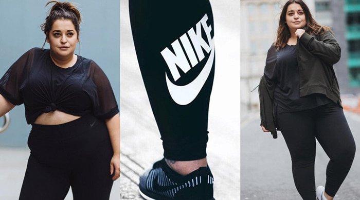 Nike Is Rolling Out Plus-Sized Fitness Wear