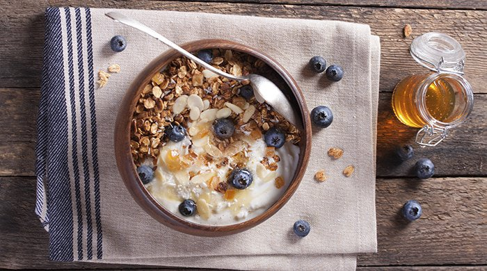 oats are a mood-boosting food