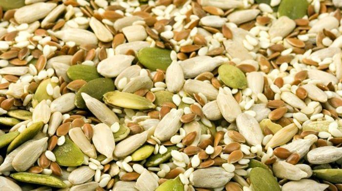pumpkin seeds are a mood-boosting food