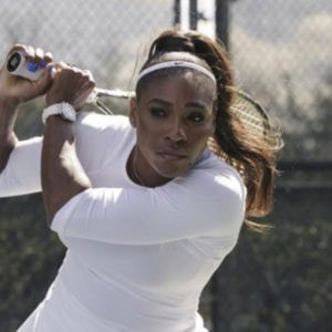 serena williams has recently announced she's pregnant