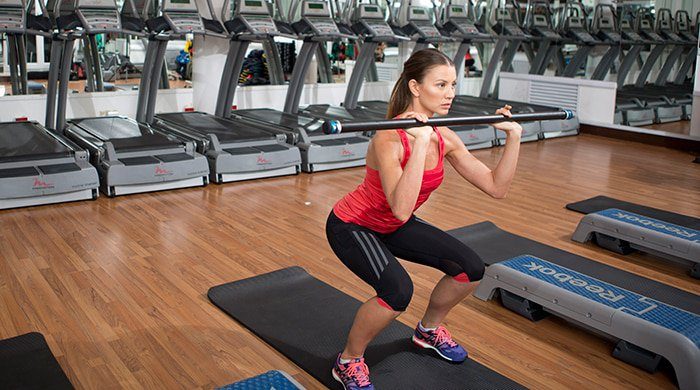 5 Squat Variations To Sculpt Your Bootay