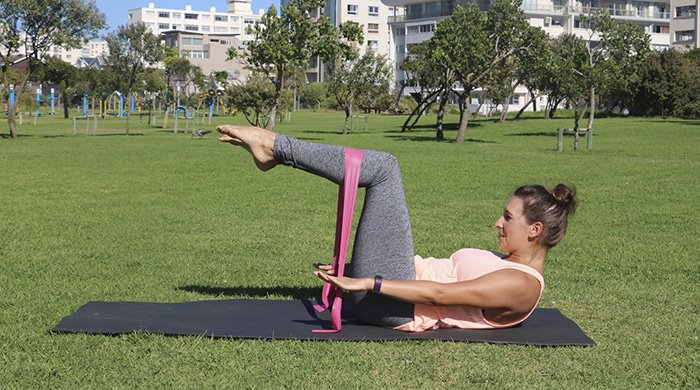 Sculpt Your Entire Body With This Beginner Pilates Workout