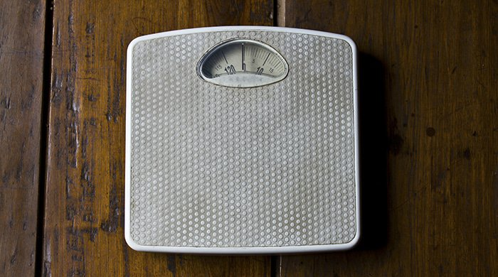A scale to help you lose weight