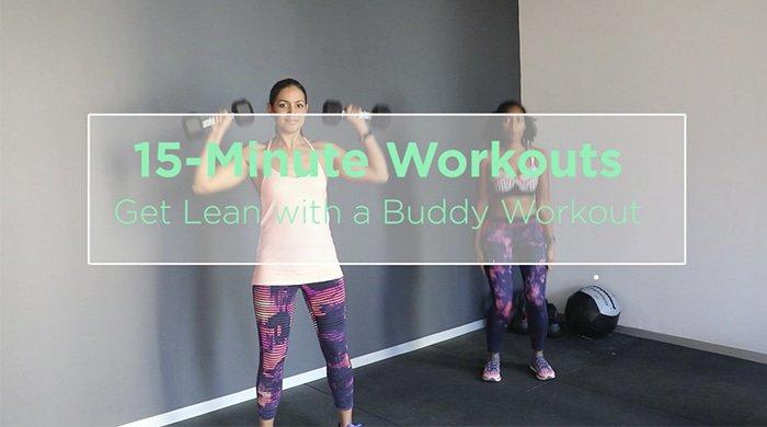 get lean buddy workout