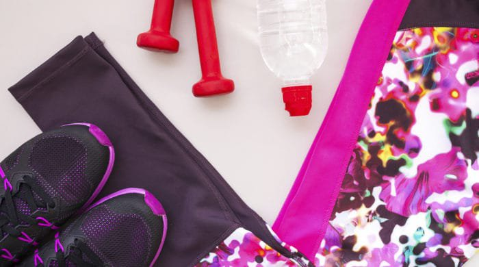 Here's How To Rid Your Gym Clothes Of That Gross Sweat Smell