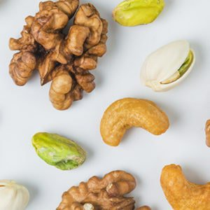 walnuts reduce food cravings