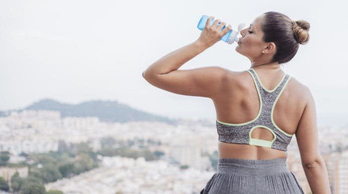 Exactly How Much Water You Need To Drink For Your Workout